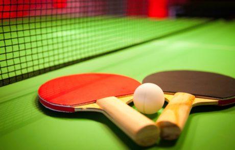 כשאשתך לוחצת… כדאי לרכוש טניס שולחן!