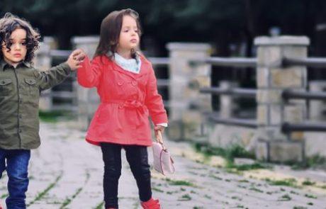 ילדים בגדים ותיוגים