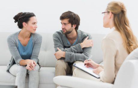 טיפול זוגי למניעת גירושין