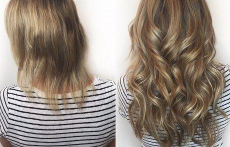 מילוי שיער