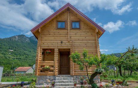 בניית צימרים – בית עץ